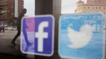 Procédures en Russie contre Facebook et Twitter