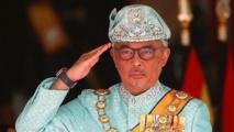Malaisie : Le nouveau roi prête serment