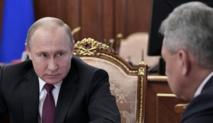 La Russie cesse elle aussi de respecter le traité FNI, déclare Poutine