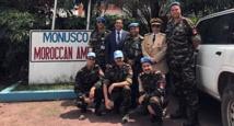 MONUSCO : deux officiers marocains décorés pour leurs precieux services rendus
