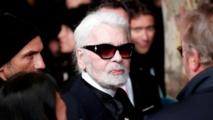 Disparition de Karl Lagerfeld, icône mondiale de la mode