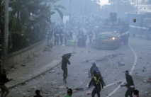 Manifestations à Alger : 63 blessés dont 56 policiers, 45 arrestations