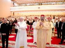 Le Pape François : «Ma visite au Maroc m'a permis de parler de ce qui me touche au cœur »