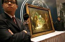 Marché/art/Chine: des artistes dénoncent un faux à 8 millions d'euros