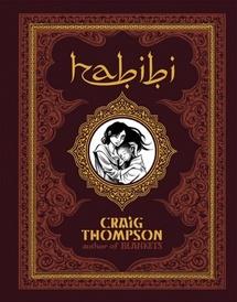 """""""Habibi"""", un roman graphique au parfum de Mille et Une Nuits"""