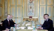 Convergences Macron-Zuckerberg sur la régulation des réseaux sociaux