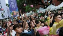 Taïwan devient le premier pays d'Asie à légaliser le mariage pour tous