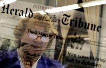 L'International Herald Tribune absent des kiosques