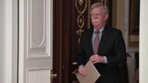 Attaque de pétroliers au large des Emirats Arabes Unis : John Bolton accuse l'Iran