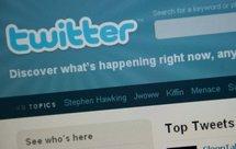 Forte poussée de l'arabe sur Twitter en un an, stabilisation de l'anglais