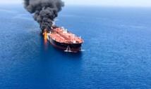Pétroliers: Washington accuse Téhéran, qui dément
