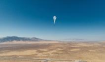 Le projet Loon d'accès internet par des ballons flottants