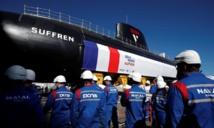 La France lance son sous-marin d'attaque nouvelle génération