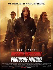 """Le nouveau """"Mission: Impossible"""" grimpe en tête du box-office nord-américain"""