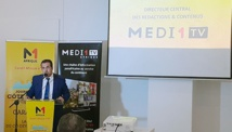 """Medi1TV Afrique lance à Abidjan la 2ème escale de sa caravane """"La voie du co-développement"""""""
