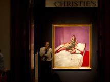 Un tableau de Francis Bacon adjugé 25,4 millions d'euros aux enchères