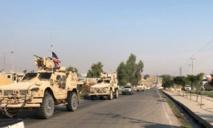Un convoi de l'armée américaine quitte la Syrie pour le Kurdistan irakien