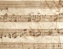 Mozart: découverte d'une partition pour piano inconnue