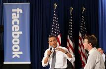 """Facebook: Obama adopte la """"Timeline"""" et plaisante sur son lieu de naissance"""