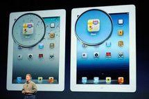 """Apple présente """"le nouvel iPad"""", plus puissant et avec une meilleure image"""