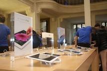 L'excitation se dégonfle pour la sortie du nouvel iPad