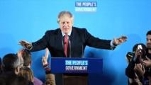 Grande-Bretagne: le Parti Conservateur remporte la majorité parlementaire