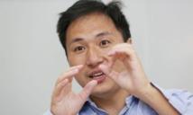 Edition génomique: He Jiankui condamné à trois ans de prison en Chine