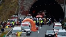 Chine : l'effondrement d'un tunnel fait 4 morts