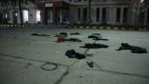 L'ombre du massacre de l'Académie militaire de Tripoli plane sur la Conférence de Berlin