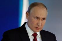 375 milliards d'euros pour moderniser la Russie: les chantiers de Poutine