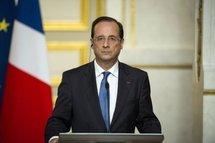 """Hollande déterminé à """"tout faire"""" pour que la Grèce reste dans la zone euro"""