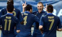 Euro-2012/Préparation - La France surclasse l'Estonie pour sa dernière