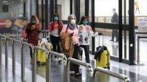 L'Australie empêche les voyageurs italiens d'entrer
