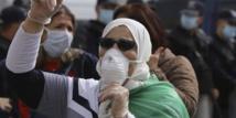 """Coronavirus: 1er vendredi sans """"Hirak"""" à Alger après l'interdiction des marches"""