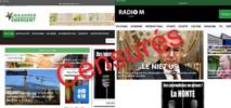 """Algérie: un site d'information et une radio web """"censurés"""""""