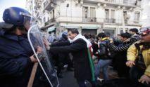 Algérie: décès d'un garde communal blessé lors d'une manifestation à Alger