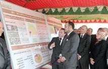 Les axes d'intervention de l'Initiative Nationale pour le Développement Humain