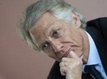 """Villepin pour des euro-obligations et un """"impôt européen"""""""