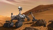 Le robot Curiosity ouvre avec succès une nouvelle ère d'exploration de Mars