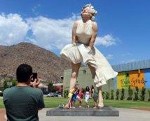 Sur les traces de Marilyn Monroe dans sa ville de Los Angeles