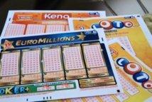 Euro Millions: cagnotte record de 190 millions d'euros