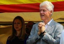Chelsea Clinton, la fille de Bill Clinton, n'exclut plus de faire un jour de la politique