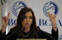 La présidente Kirchner annonce la construction d'un Hollywood argentin