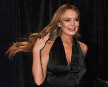 La turbulente actrice Lindsay Lohan bannie du célèbre hôtel Chateau Marmont