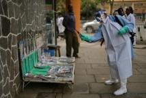 La presse africaine touchée de plein fouet par la crise