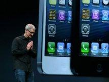 Apple lève enfin le voile sur son iPhone 5 très attendu