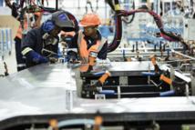 Afrique du Sud : repli de près de 50 pc de la production industrielle