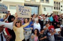 Les journalistes tunisiens en grève pour dénoncer les pressions du pouvoir