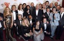 Acteurs et chanteurs du film Stars 80