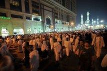 Arabie: une marée humaine entame les rites du pèlerinage musulman annuel